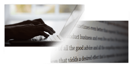 Marketing Copywriting Services