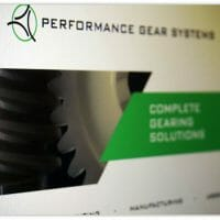 Brochure Design for Performance Gear Systems