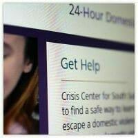 Website Redesign for Crisis Center for South Suburbia