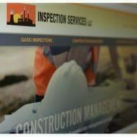 Web Design for Inspection Services LLC