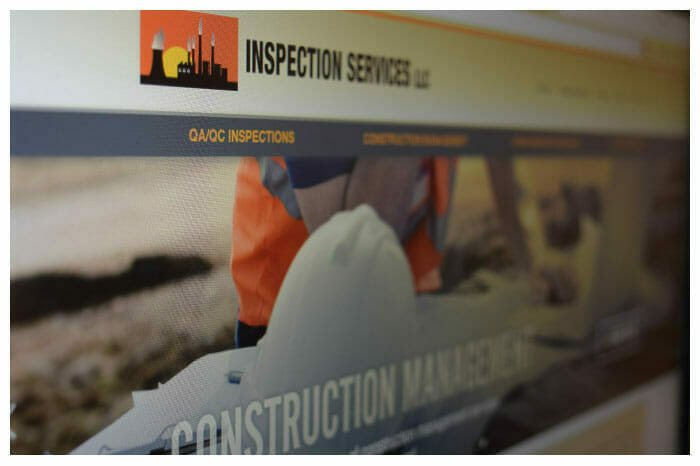 Web Design for Inspection Services LLC