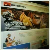 WordPress Web Design for Inspection Services LLC