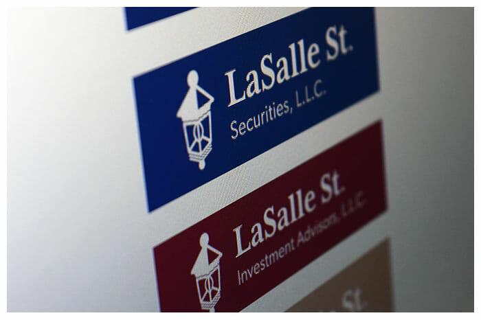 LaSalle St Logo Design