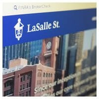 LaSalle St Website Design