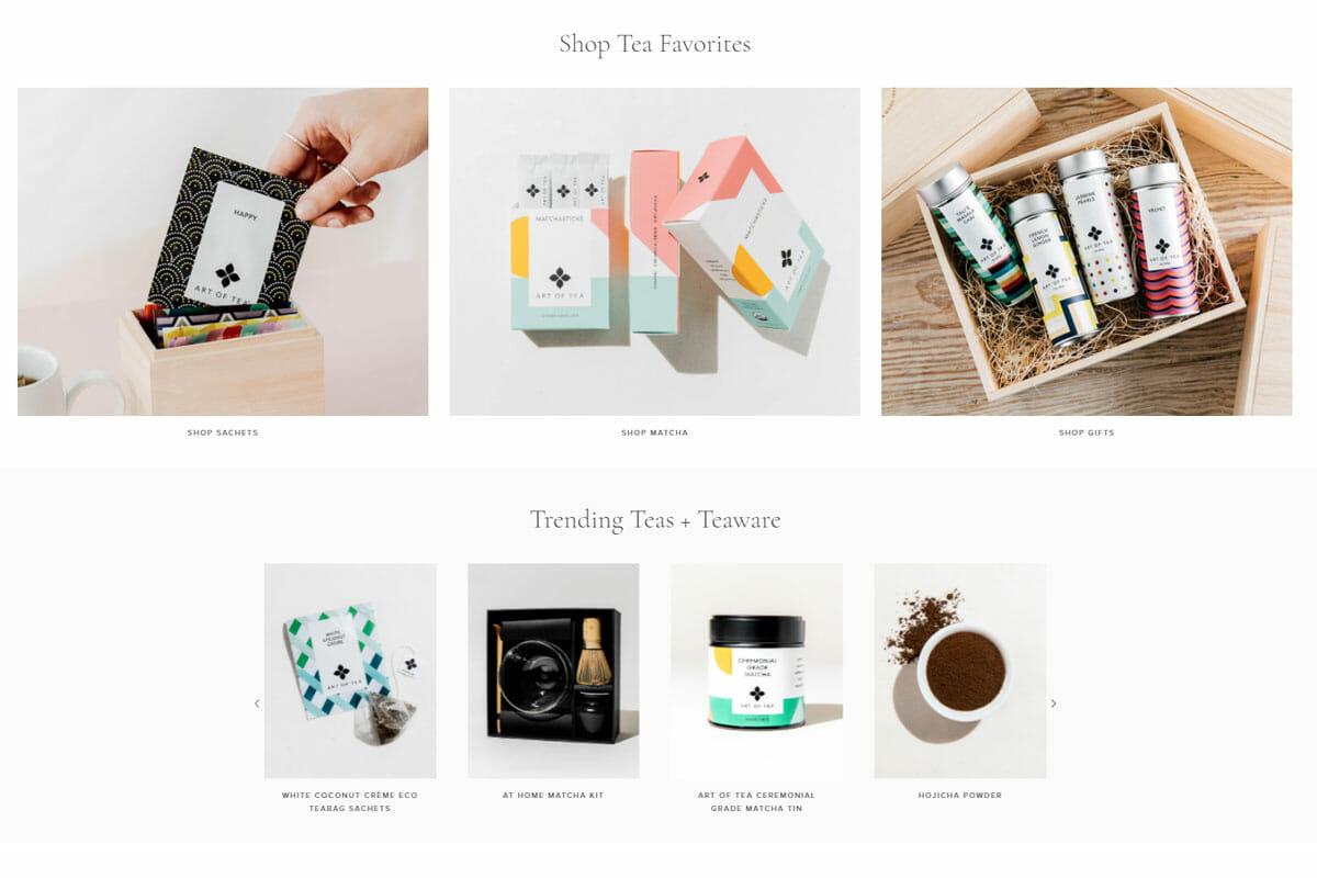 Web Design Trend - White Space